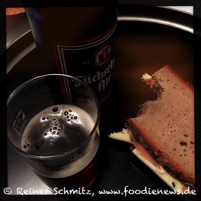 Füchschen mit Brot